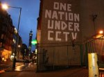 Banksy - One Nation Under CCTV en Londres